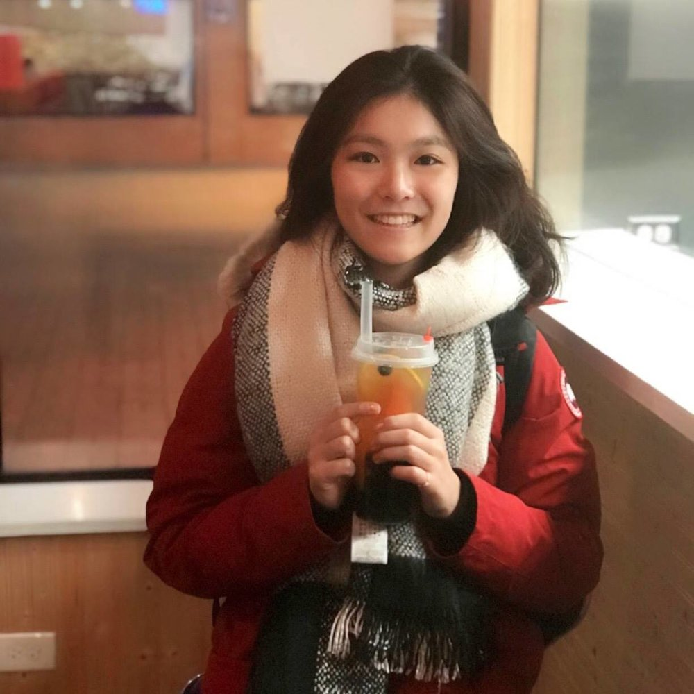 Emily Ahn '19  DJ Psychology/Chinese/IMC Favs: Crush, K.Will Guilty of Playing: BIGBANG Best Concert: BTS Concert - I saw them live in Chicago and they were AMAZING