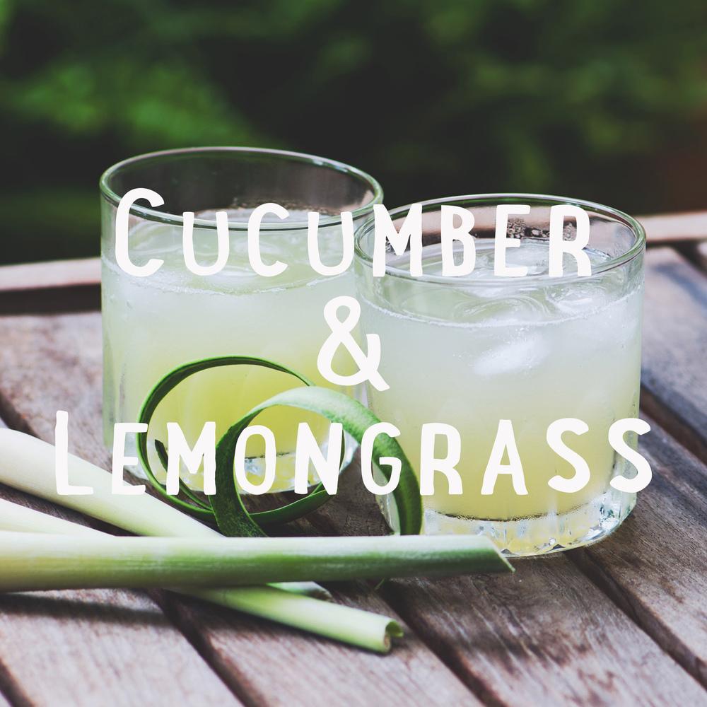 cucumber lemongrass