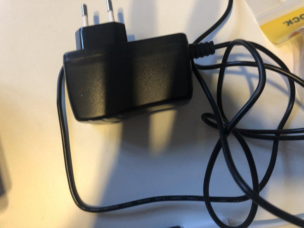 Netzteil RFID Card Reader