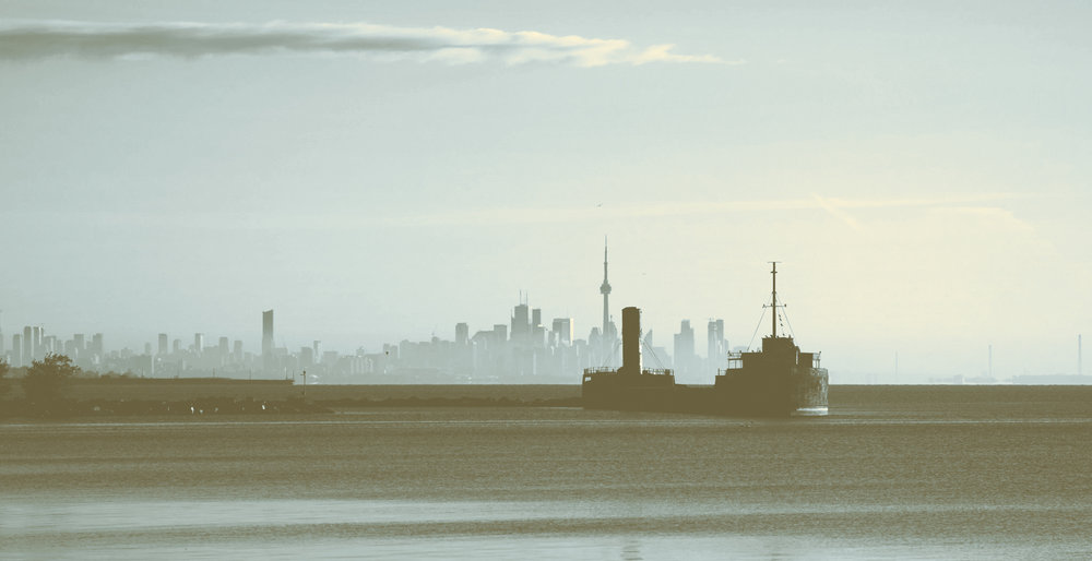 """Toronto"" by Michal Adamczyk, edited by A. Malcolm"