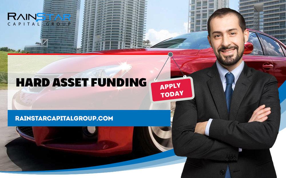 Hard Asset Funding