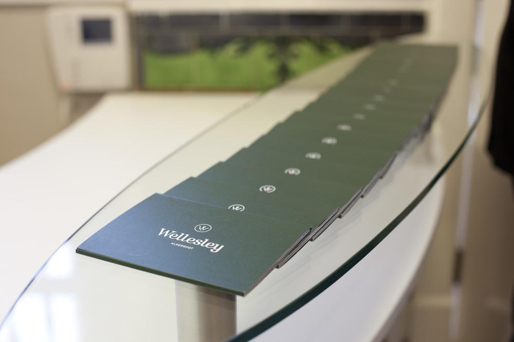 Grainger Plc branding by Bolter Design
