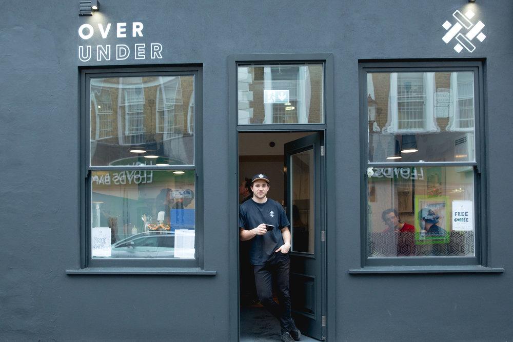 Bolter design interior design for Over Under