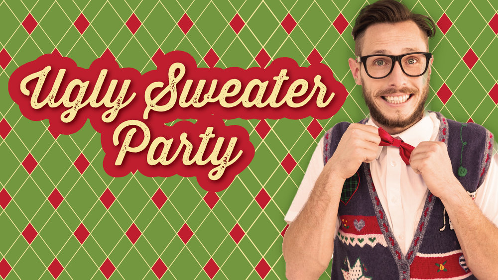 Celebrate the holiday season in the taproom with pet photos with Santa, festive music, tasty brews, and warm mulled cider! Prizes for the ugliest and most creative sweater awarded at 9:30 PM! All ages, free admission