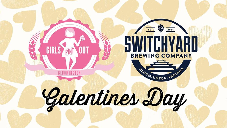Join us for a celebration of female friendship, treats, and good drinks! This collaboration between Switchyard Brewing and Girls Pint Out is sure to be a fun time with your friends. There will be fun activities, goodie bags (while they last!), and of course beer!   Get your ticket through the link below, which includes your first beverage!    https://www.eventbrite.com/o/18582207252