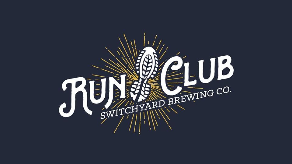 """Our Run Club meets every Monday at 6:00 PM at our downtown taproom. The Run Club is free to join!  Choose a 1.5, 3 or 5-mile family-friendly course to run or walk and earn points towards run club milestone rewards!  We formed our run club as part of our brewery's dedication to our community. Our sixth Guiding Principle of how we run Switchyard states, """"Be an active part of our community."""" We believe that business can, and should be a catalyst for positive change within our community. We believe that a business has an obligation to give back to the community of which it is a part. Our run club is an extension of exactly that.  Our routes can be found on our  Run Club Facebook  page, on our  RunGo Group  or you can pick up a printout of our turn by turn directions for simple navigation at check-in.  As always, be courteous to our neighbors while running by making sure to look both ways before darting into traffic, running off to the side and letting cars pass, and be sure to give our neighbors a wave as you run by! 👋🏼  We all run the first mile together.  Be sure to arrive at the brewery a little early each run to sign in. We will track your runs for you, and for each run milestone you hit (25, 50, 75, 100) you'll receive a cool gift!  A very special thank you to the  Bloomington Area Runners Association  for their enthusiasm and for testing & facilitating the routes!"""