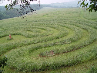LABYRINTH — Todd Haiman Landscape Design on