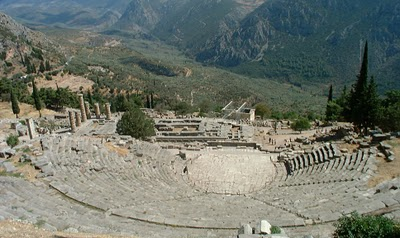 Delphi Theatre/ toursofathens.com