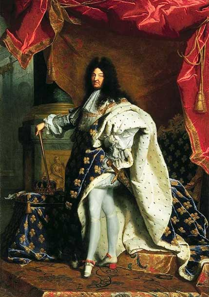 His Highness.. Louis XIV