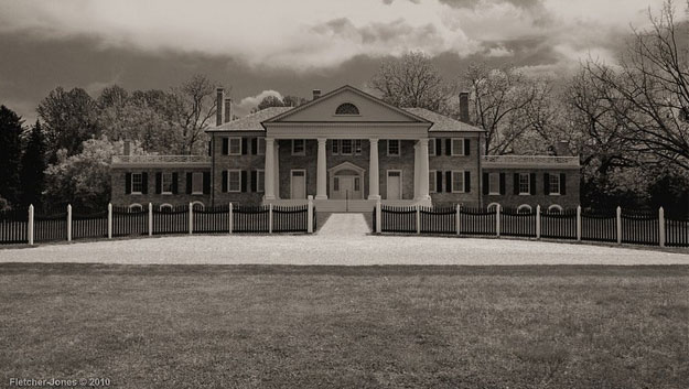 Montpelier, home and farm of James Madison