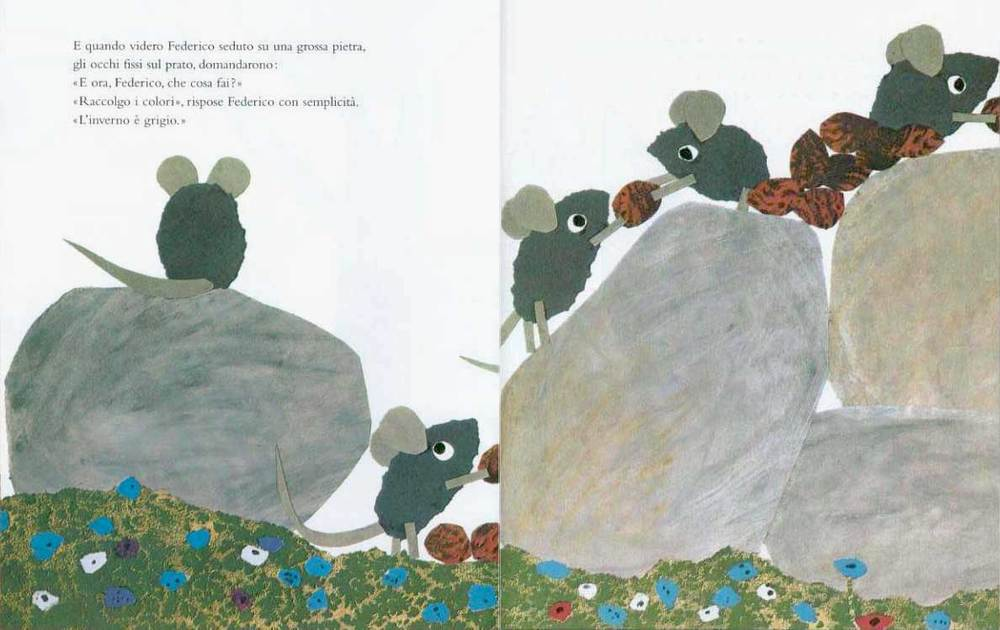 Blog todd haiman landscape design for Frederick leo lionni
