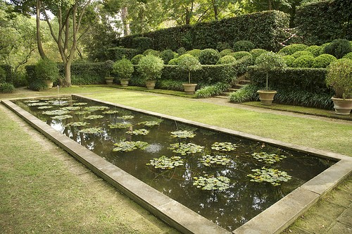 """Giardini Della Landriana from """"The Gardens of Russell Page"""""""