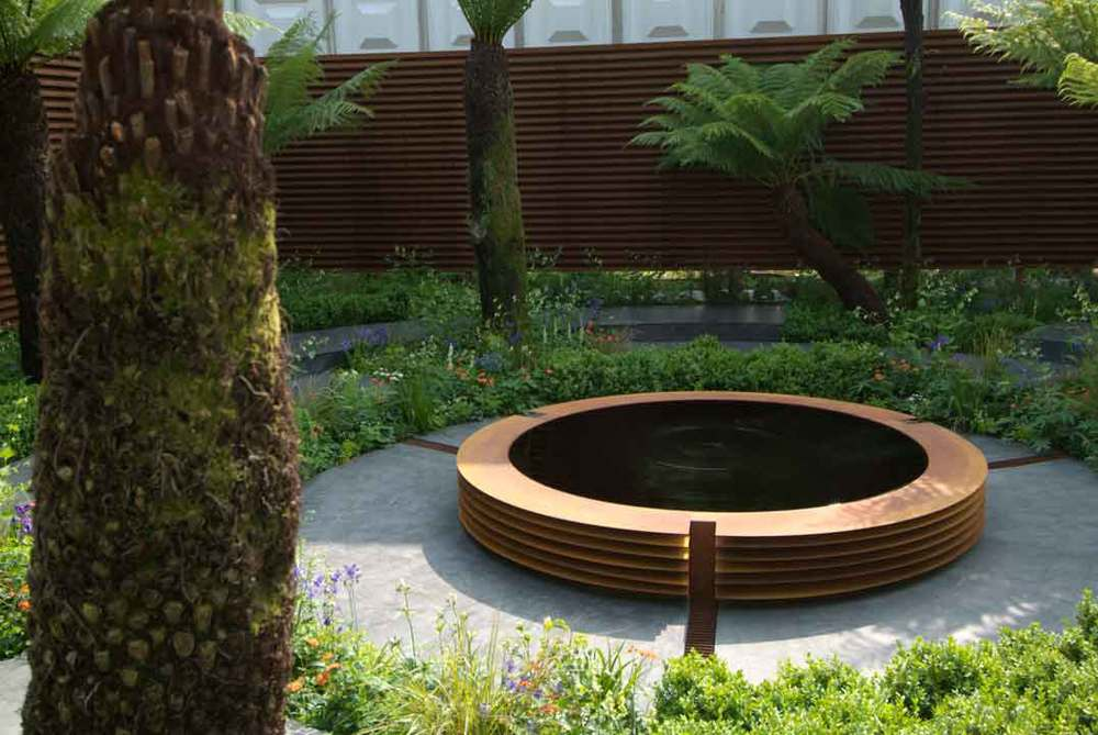 IDEAS FOR SMALL GARDEN DESIGN — Todd Haiman Landscape Design