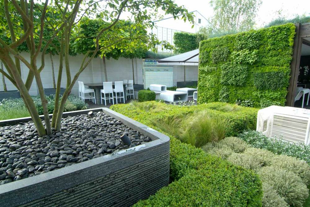 IDEAS FOR SMALL GARDEN DESIGN — Todd Haiman Landscape Design
