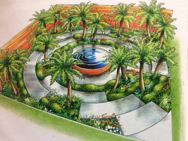 Ideas For Small Garden Design Todd Haiman Landscape Design