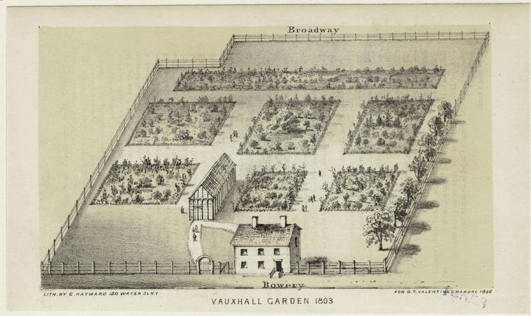 New York Vauxhill Gardens