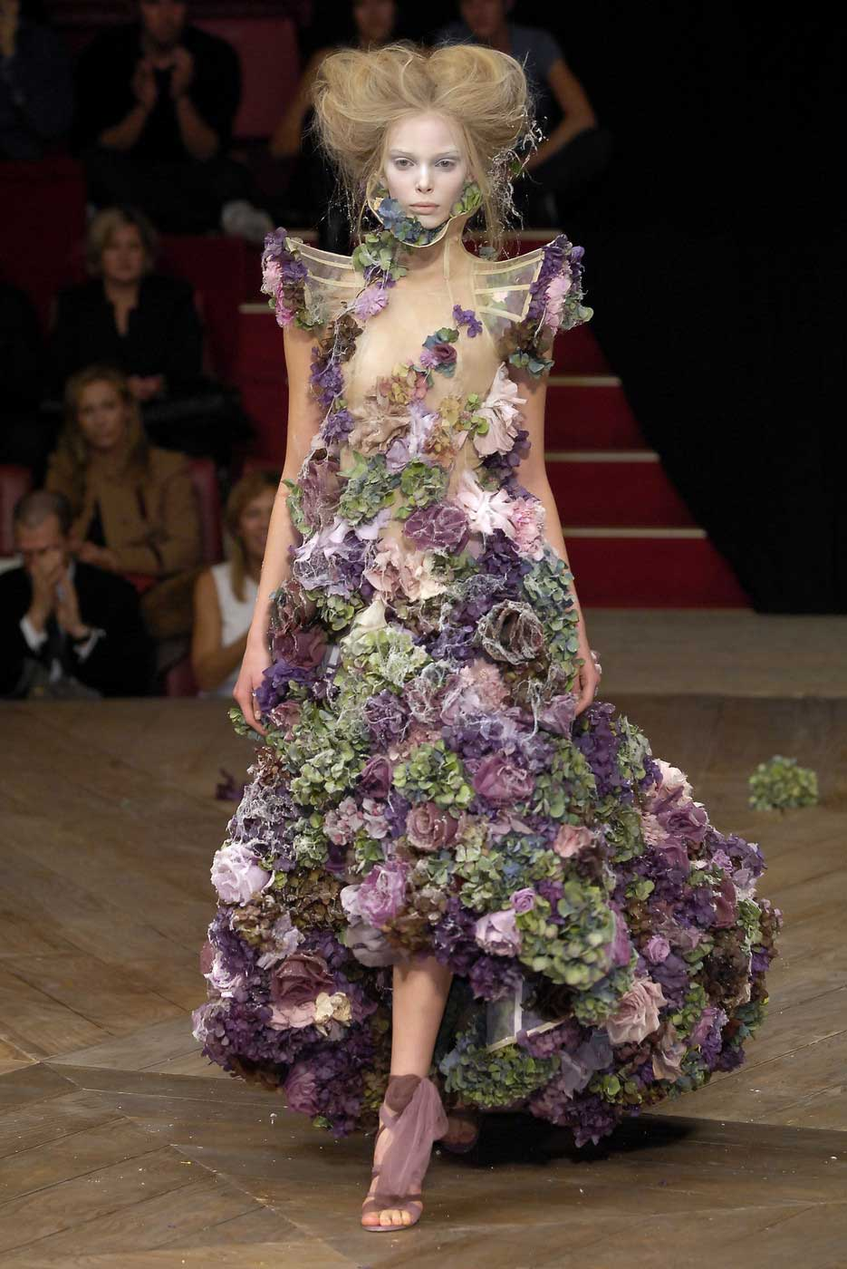 Fashion Inspired By The Garden Haute Couture And Horticulture Todd Haiman Landscape Design
