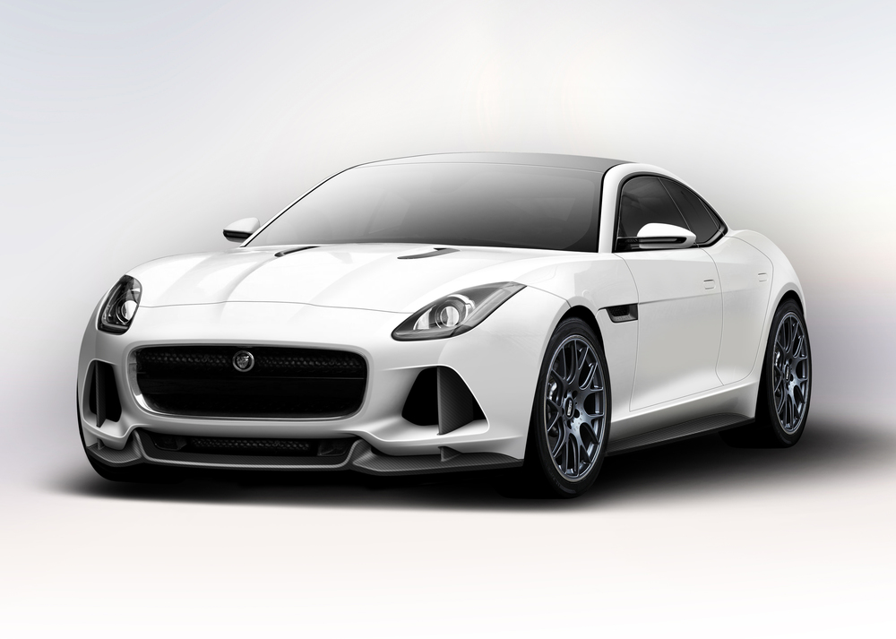 & Jaguar F-Type 4 Door \u2014 DESIGN Q Pezcame.Com