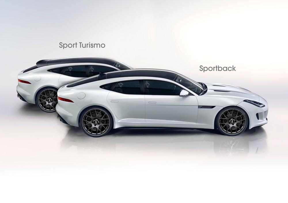 jaguar f type 4 door design q
