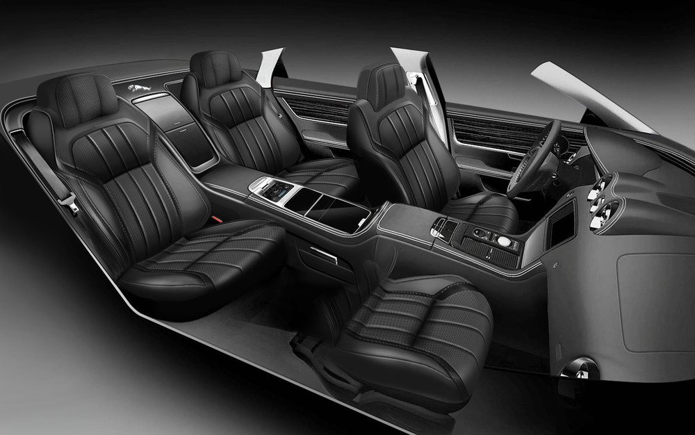 Elegant Rear Seats Updates A