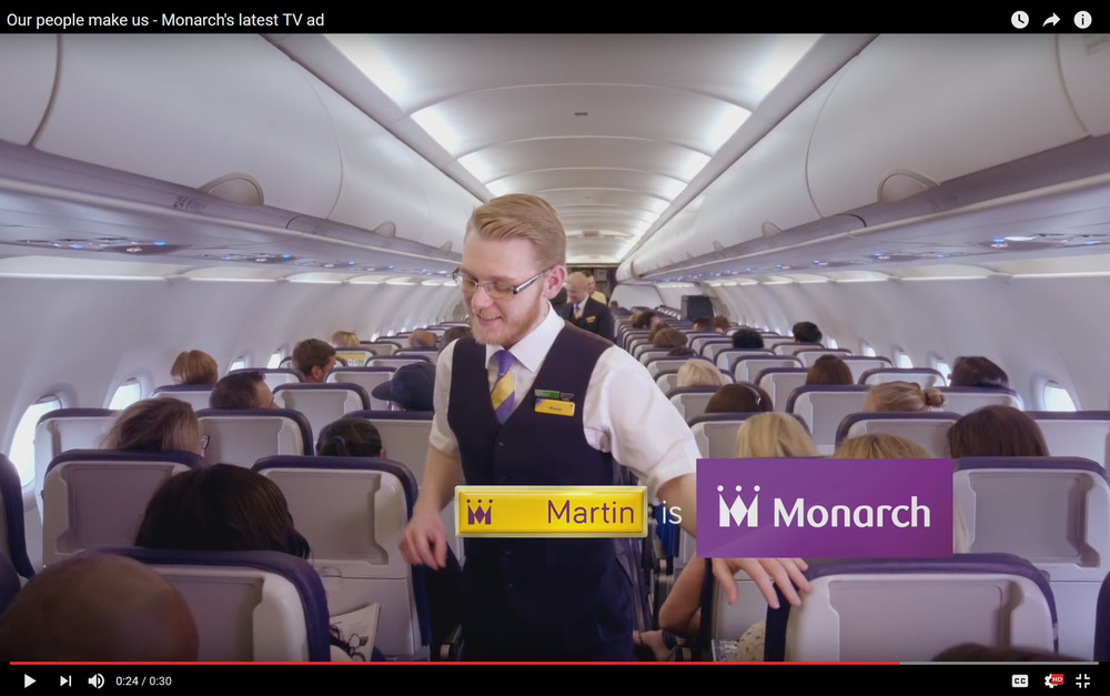 Pitch PF2000 onboard with Monarch