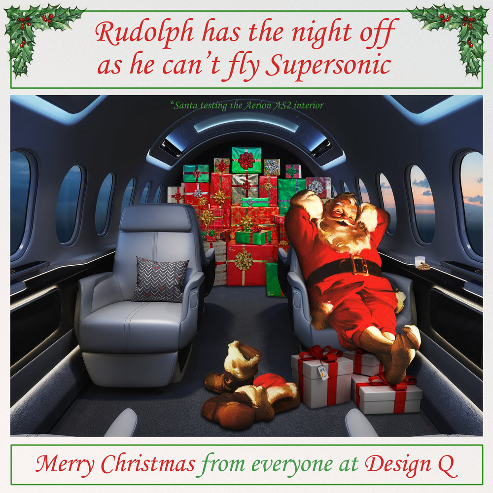 Design Q Christmas Greetings