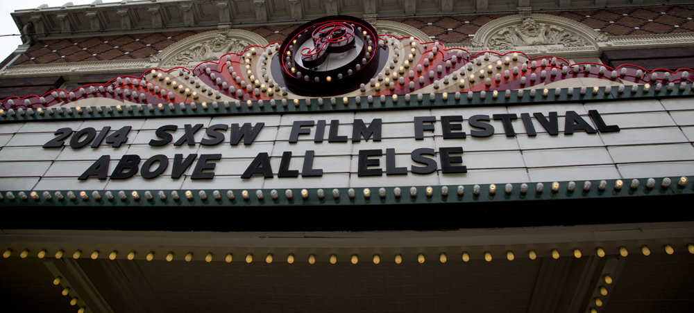 ABOVE ALL ELSE at the Paramount Theater