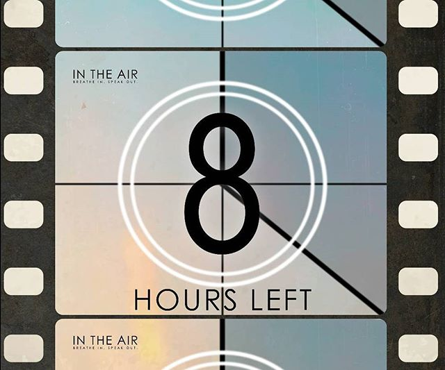 There are EIGHT HOURS left in the Kickstarter campaign! You can still donate and everything else we raise still goes to the production of the film - this is just the beginning! (Kickstarter link in bio!) #environmentaljustice #spokenword #documentary #contemporarydance #gulfcoast #film
