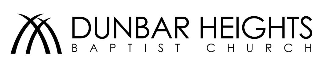 Dunbar Heights Baptist Church Logo