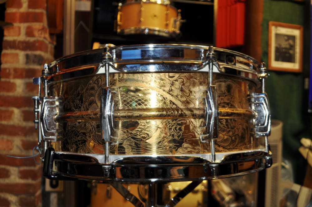 "W.F.L.(Ludwig) One of a Kind ""Supra"" 5x14 (1958)"