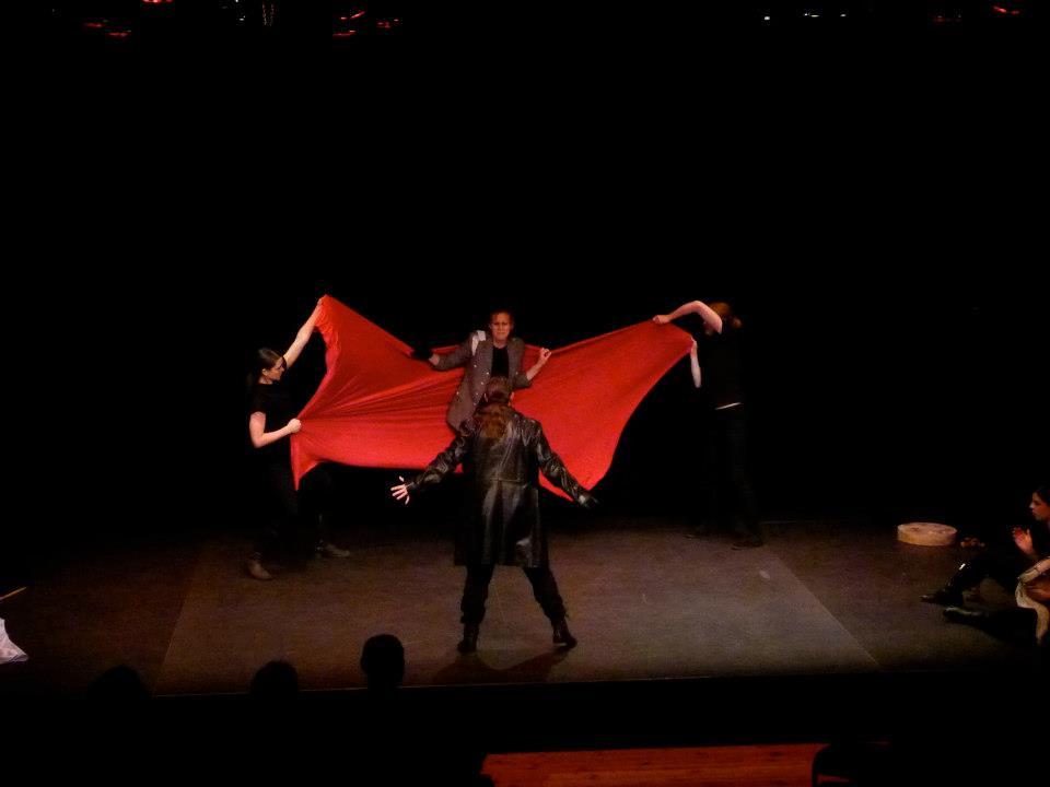 Macbeth, Istanbul Tour, 2013