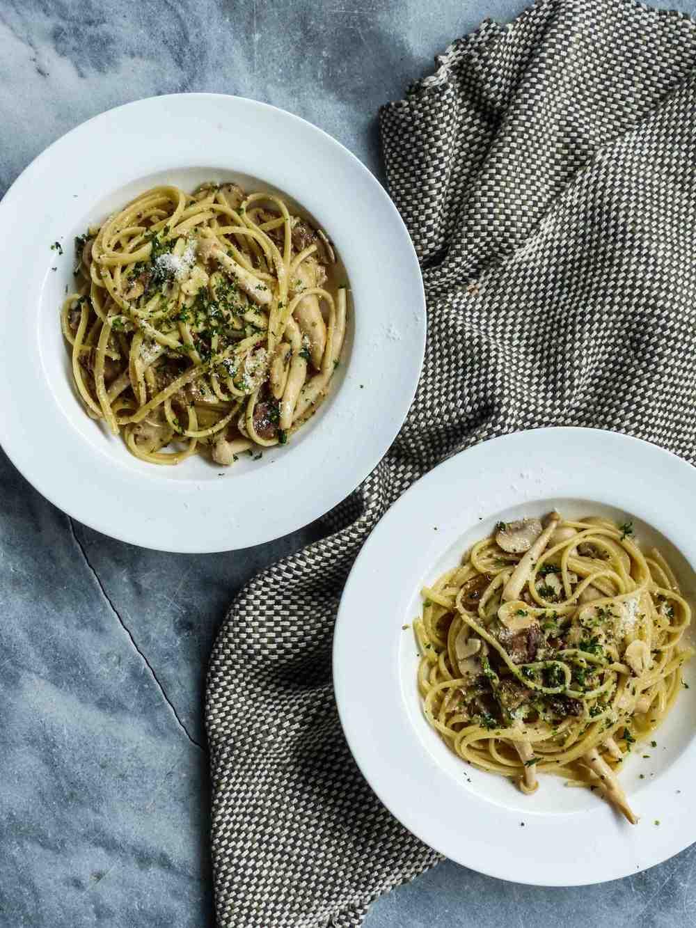L1060983mixed mushrooms pasta in buttery mustard sauce-3.jpg