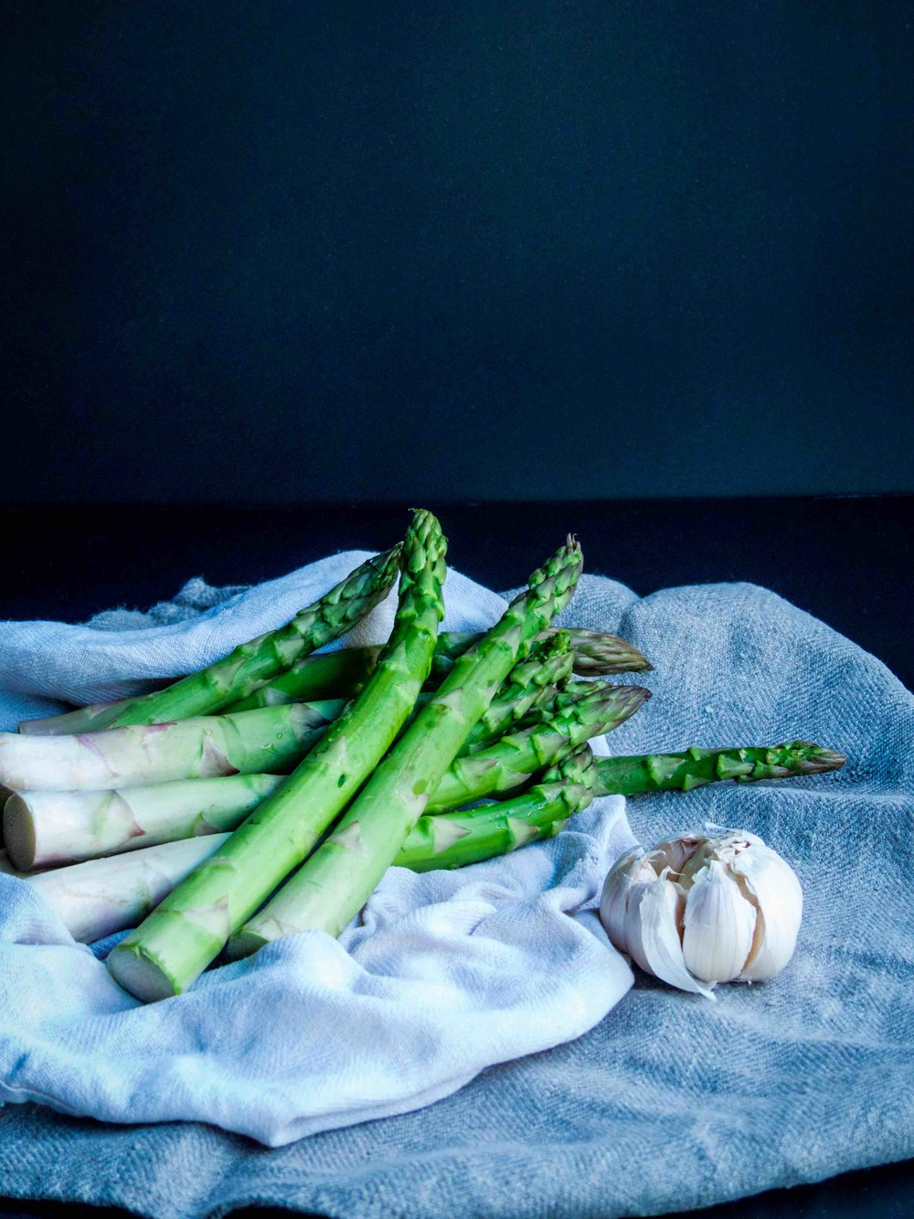 A pound of asparagus can turn into two simple and delicious meals.