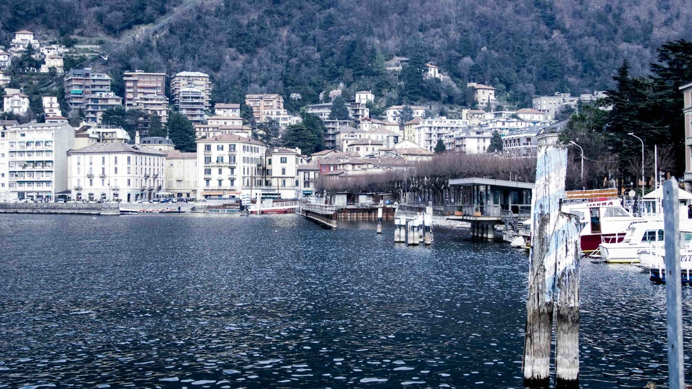 I love Lake Como and I definitely need to revisit when our partner in crime, Robby, is around.