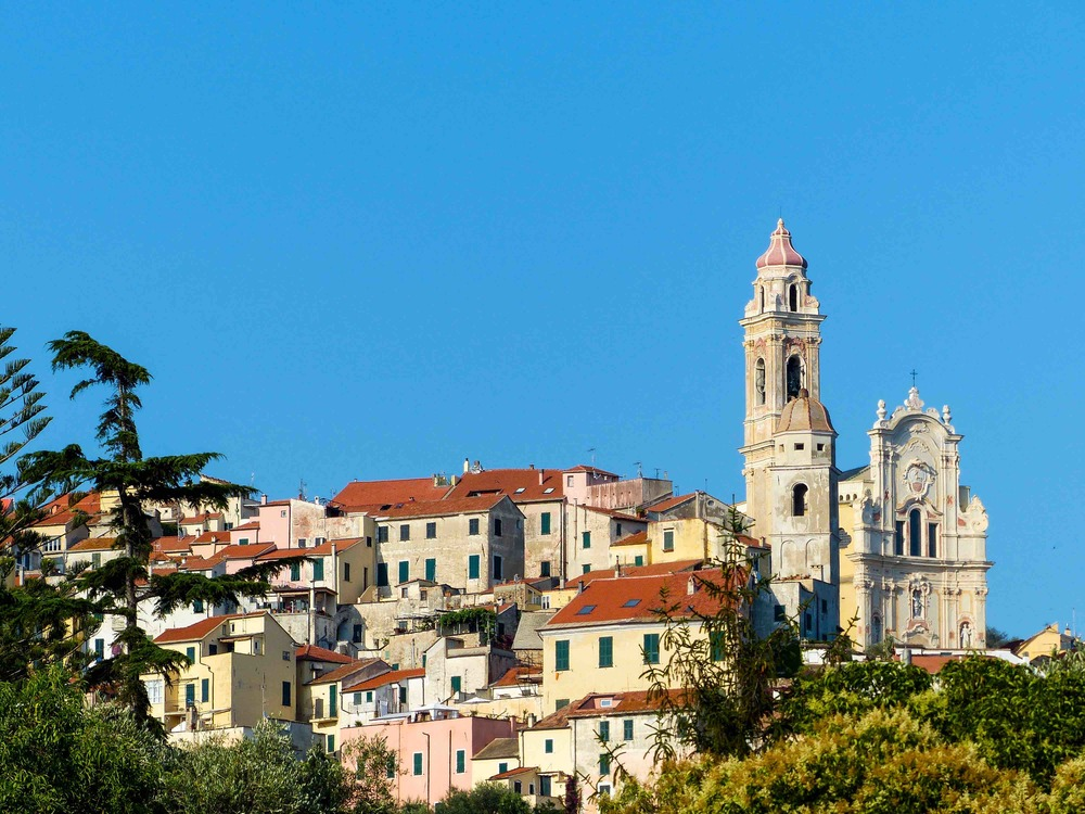 Cervo is truly an amazing medieval coastal town.