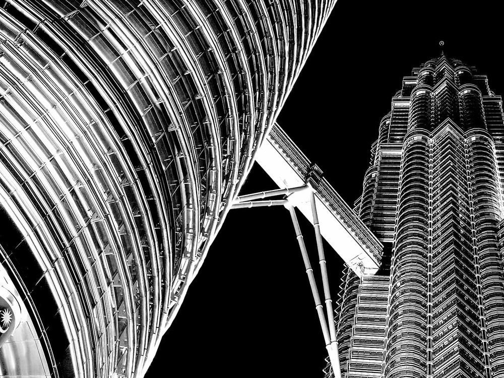 Petronas Twin Towers , Kula Lumpar, Malaysia