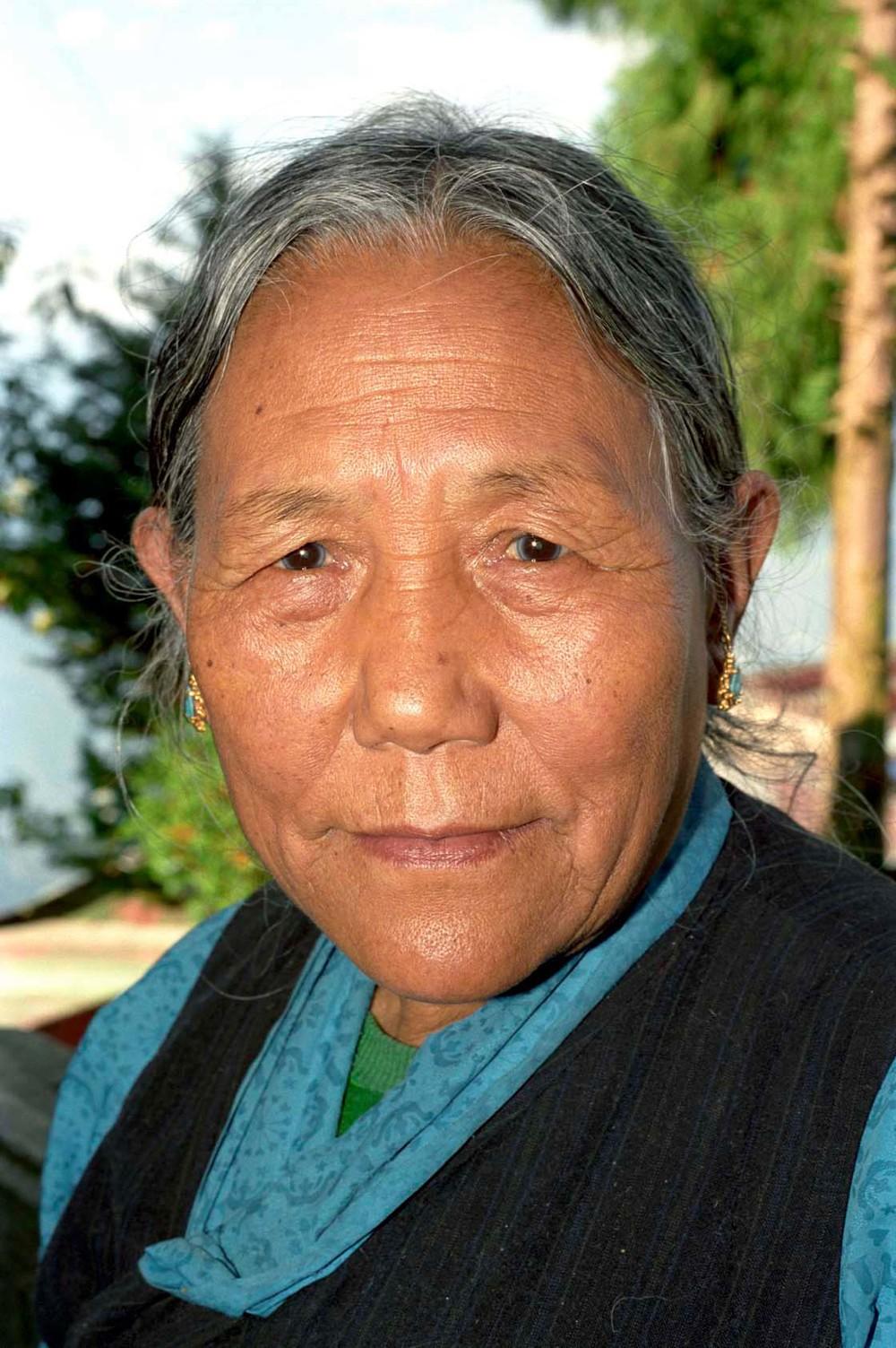 Tibetan refugee, India