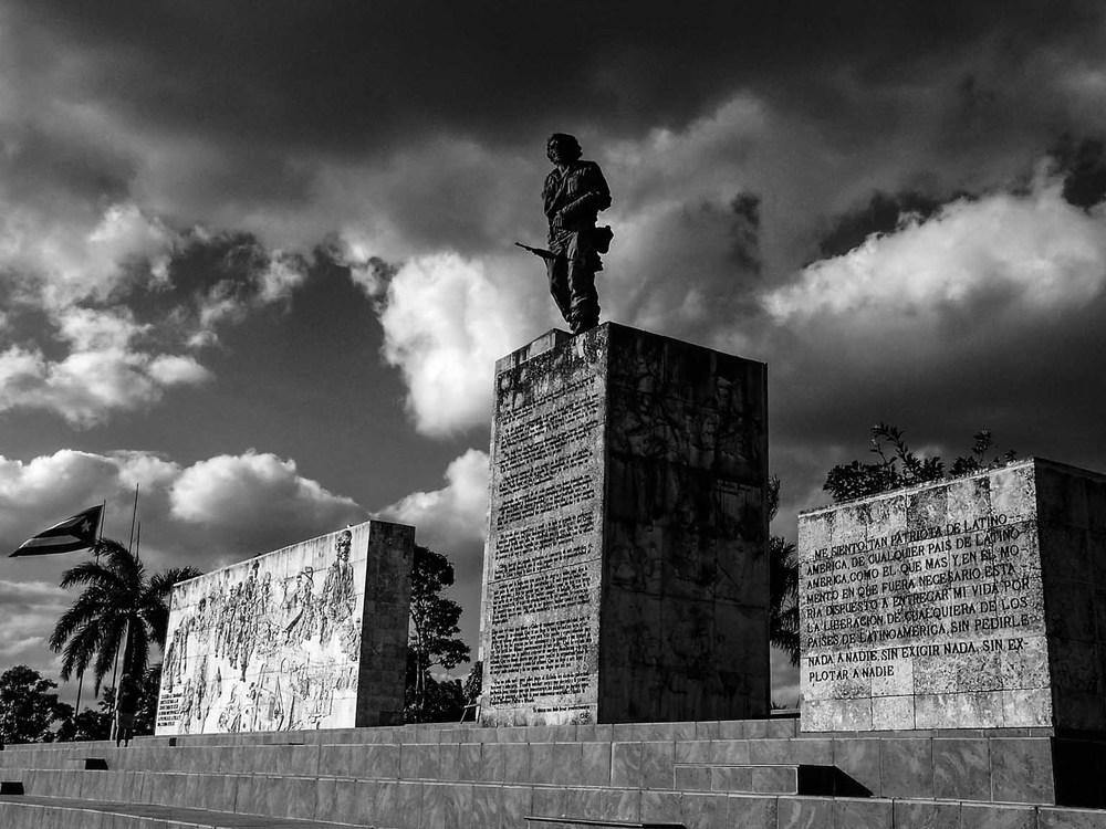 Che Guevara memorial, Cuba