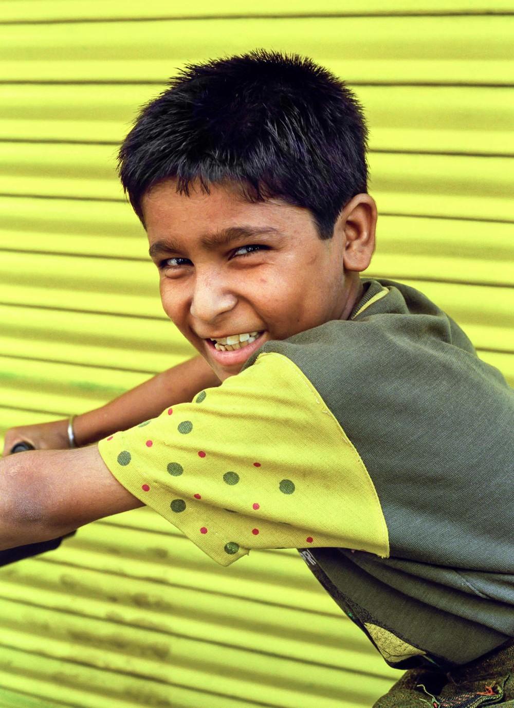 Young boy, Jaipur, India