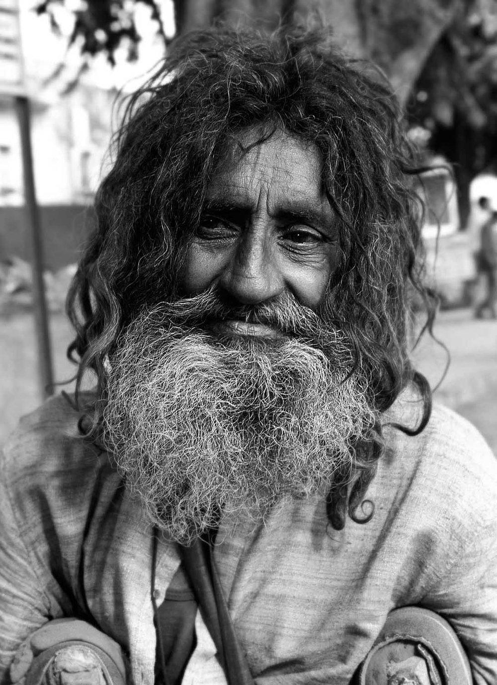 Leper India