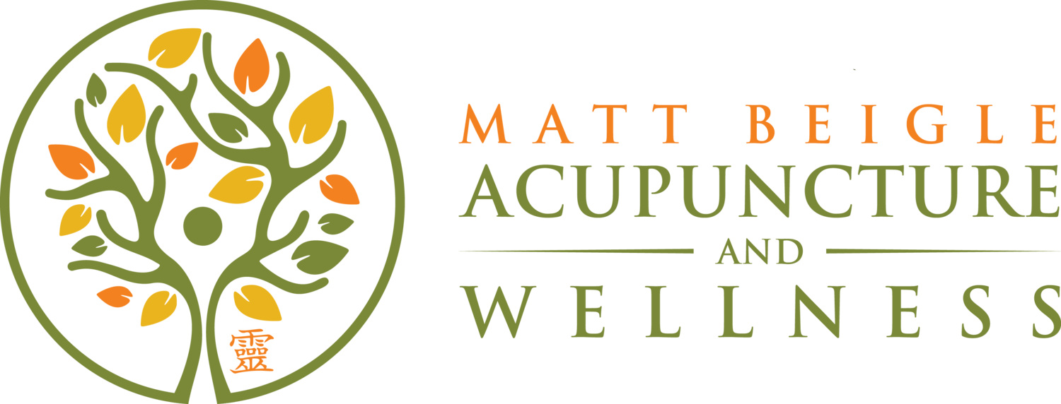 Matt Beigle ACUPUNCTURE & WELLNESS -- State College, PA Area Acupuncturist