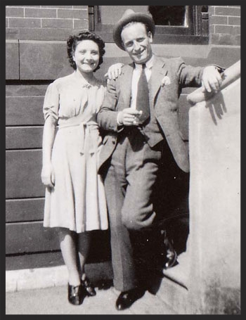 Grandmom and Pop Pop 1940