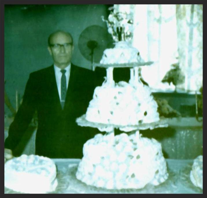 Benjamin DiBartolo circa 1972