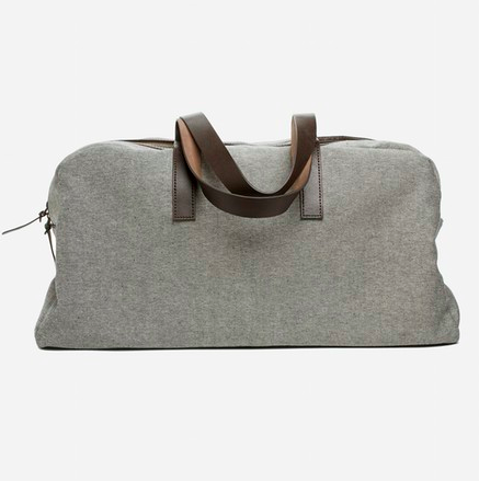 The Twill Weekender - $95