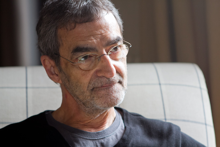 Joan–Ramón Laporte catedrático de terapéutica y farmacología clínica en la UAB. Uno de los ponentes de Cannabmed.