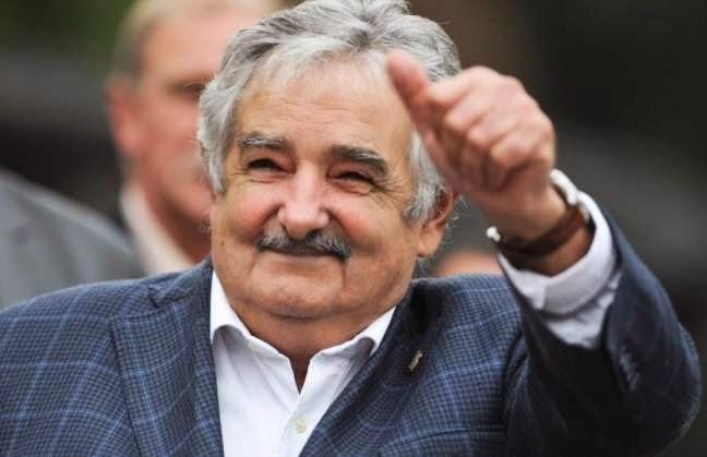 José Mujica, ex presidente de Uruguay y precursor de la legalización del cannabis en el país.