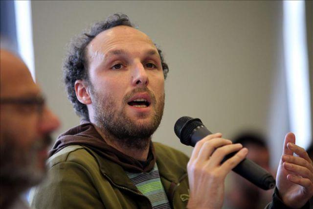 Sebastián Sabini, diputado del Movimiento de Liberación Nacional - Tupamaros e impulsor de la ley de regulación del cannabis en Uruguay.