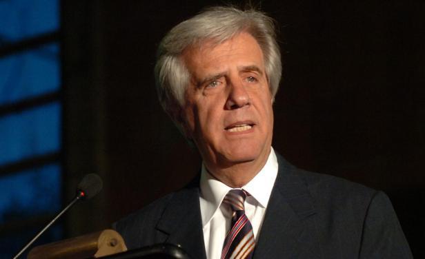 Tabare Vázquez, actual presidente de Uruguay.