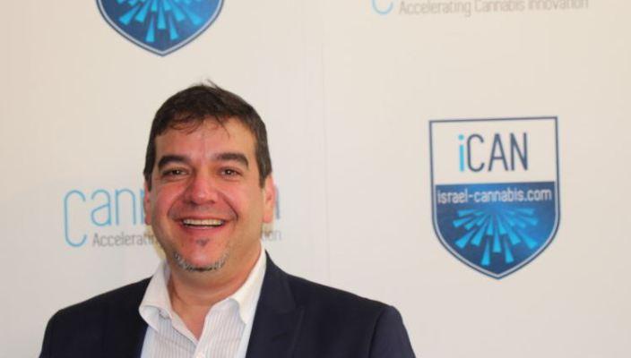 Saul Kaye, confundador de iCAN.