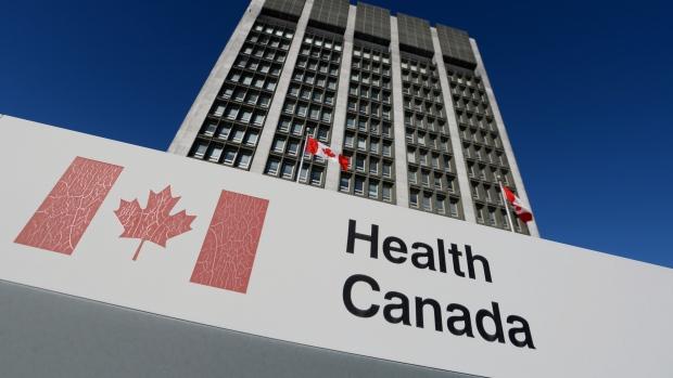 Health Canadá, departamento responsable de la salud pública en Canadá.